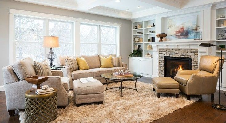 Furniture Arrangement: 5 Rules for Arranging Furniture in an Empty Room